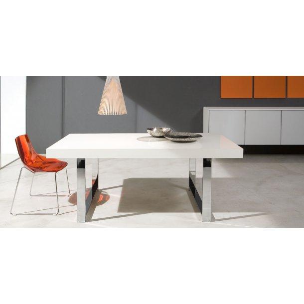 Max Spisebord med udtræk 160/250x90