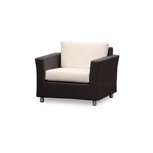 LeanIn lænestol (SF-501-DB) inkl sæde- og ryghynde