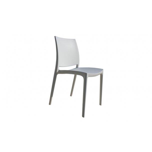 Free stol hvid (CP-44-WHI)